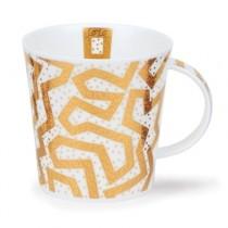 Buy the Dunoon Cairngom Mug Yasir Gold online at smithsofloughton.com