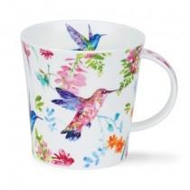 Buy the Dunoon Cairngom Mug Zerzura Hummingbirds online at smithsofloughton.com
