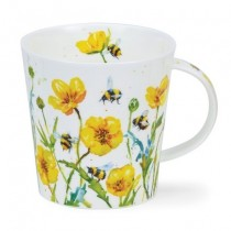 Buy the Dunoon Cairngorm Mug Busy Bee Buttercup online at smithsofloughton.com