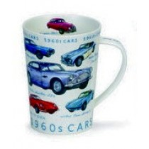 Buy the Dunoon Cars 1960's Mug online at smithsofloughton.com