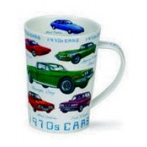 Buy the Dunoon Cars 1970's Mug online at smithsofloughton.com
