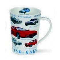 Buy the Dunoon Cars 1980's Mug online at smithsofloughton.com
