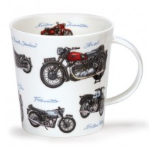 Buy the Dunoon Classic Collection Bikes Mug online at smithsofloughton.com