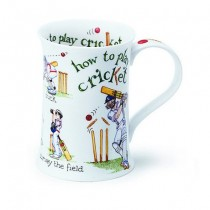 Buy the Dunoon Cotswold Mug How To Play Cricket online at smithsofloughton.com