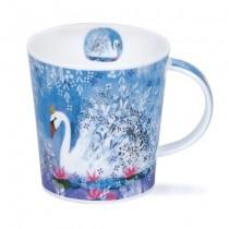 Buy the Dunoon Feathers Swan mug online at smithsofloughton.com