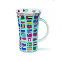uy the Dunoon Flags of The World Mug online at smithsofloughton.com
