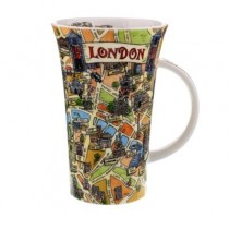Buy the Dunoon Glencoe London Mug online at smithsofloughton.com