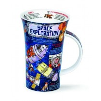 Buy the Dunoon Glencoe Mug Space Exploration online at smithsofloughton.com