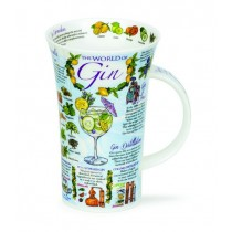 Buy the Dunoon Glencoe Mug World of Gin 500ml online at smithsofloughton.com