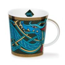 Buy the Dunoon Green Dragon Mug online at smithsofloughton.com