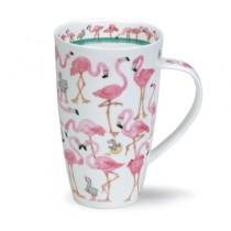 Buy the Dunoon Henley Mug Flamboyance 400ml online at smithsofloughton.com