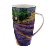 Buy the Dunoon Henley Shaped Mug Lavender online at smithsofloughton.com