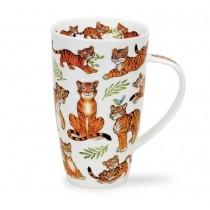 Buy the Dunoon Henley Shaped Mug Tigerrrific online at smithsofloughton.com
