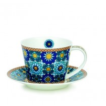 Buy the Dunoon Islay Breakfast Cup and Saucer online at smithsofloughton.com