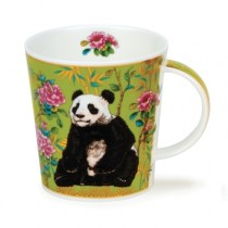 Buy the Dunoon Lomond Ashaki Green Mug online at smithsofloughton.com