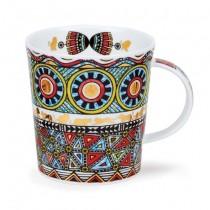 Buy the Dunoon Lomond Mug Afrika Red Mug online at smithsofloughton.com