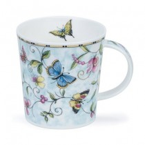 Buy the Dunoon Lomond Mug Avalon Butterfly online at smithsofloughton.com