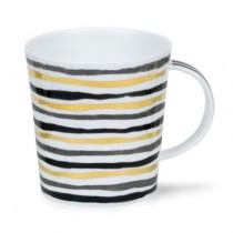 Buy the Dunoon Lomond Mug Bijoux Stripe online at smithsofloughton.com