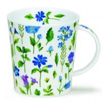 Buy the Dunoon Lomond Mug Evesham Blue online at smithsofloughton.com