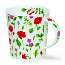 Buy the Dunoon Lomond Mug Evesham Red online at smithsofloughton.com