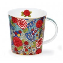 Buy the Dunoon Lomond Mug Kimono Red online at smithsofloughton.com