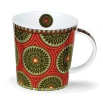 Buy the Dunoon Lomond Mug Masai in Orange online at smithsofloughton.com