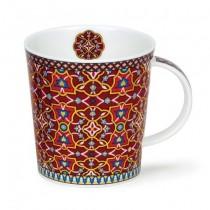 Buy the Dunoon Lomond Mug Zahra Flower online at smithsofloughton.com