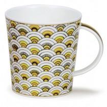 Buy the Dunoon LOMOND Samarkand Lime mug online at smithsofloughton.com