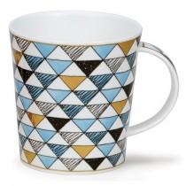 Buy the Dunoon LOMOND Samarkand Turquiouse mug online at smithsofloughton.com