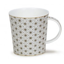 Buy the Dunoon LOMOND Samarkand white mug online at smithsofloughton.com