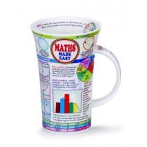 Buy the Dunoon Maths Made Easy Mug 500ml online at smithsofloughton.com