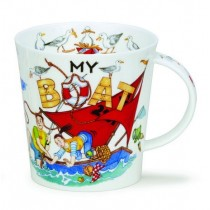 Buy the Dunoon My Boat Mug 480mlonline at smithsofloughton.com