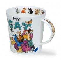 Buy the Dunoon My Cat Mug online at smithsofloughton.com