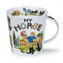 Buy the Dunoon My Horse Mug online at smithsofloughton.com