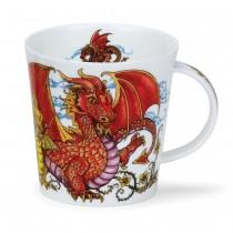 Buy the Dunoon Mythicos Dragons Mug online at smithsofloughtob.com