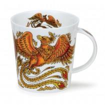 Buy the Dunoon Mythicos Phoenixes mug from smithsofloughton.com