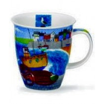 Buy the Dunoon Nevis Ahoy Lobster Pot 480ml mug online at smithsofloughton.com