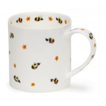 Buy the Dunoon Orkney Mug Flutterby Busy Bees online at smithsofloughton.com