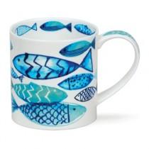 Buy the Dunoon Orkney Mug Go Fish 350ml online at smithsofloughton.com