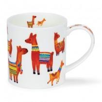 Buy the Dunoon Orkney Mug Llama online at smithsofloughton.com