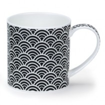 Buy the Dunoon Orkney Mug Mono Arcs online at smithsofloughton.com