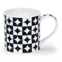 Buy the Dunoon Orkney Mug Mono Circles online at smithsofloughton.com