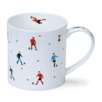 Buy the Dunoon Orkney Mug Sports Stars Football online at smithsofloughton.com