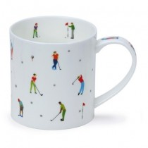 Buy the Dunoon Orkney Mug Sports Stars Golf online at smithsofloughton.com