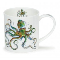 Buy the Dunoon Orkney Mug Tentacles 400ml online at smithsofloughton.com