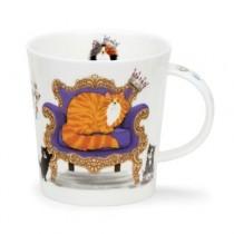 Buy the Dunoon Regal Cats Ginger mug online at smithsofloughton.com