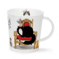 Buy the Dunoon Regal Cats Mug online at smithsofloughton.com