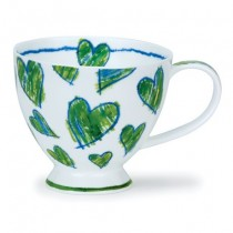 Buy the Dunoon Skye Amora Green Cup online at smithsofloughton.com