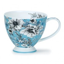 Buy the Dunoon Skye Umbria Blue Cup online at smithsofloughton.com