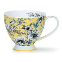 Buy the Dunoon Skye Umbria Yellow Cup online at smithsofloughton.com